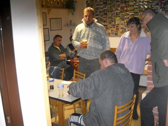 Loučení se sezonou 2011