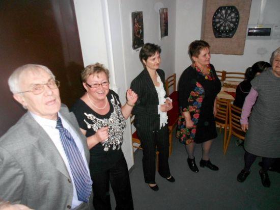 Hasičský ples 2015