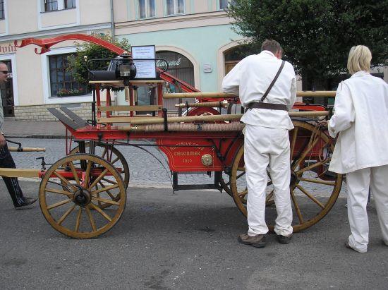 Výročí sboru Hořice