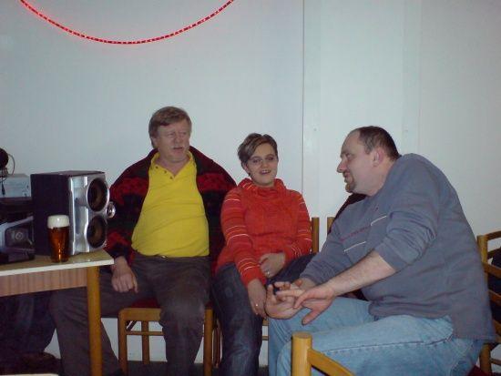 Posezení po výroční schůzi