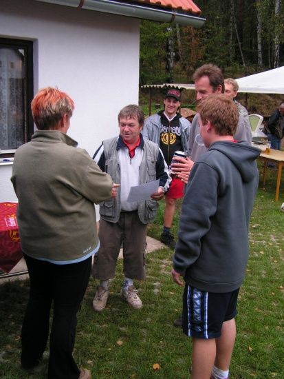 Nohejbal - 28.9.2007
