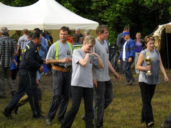 Okrsková soutěž v Rašíně