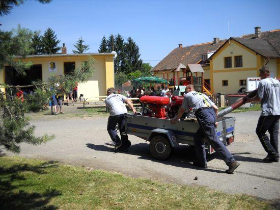 Pohár starosty  obce Sovětice