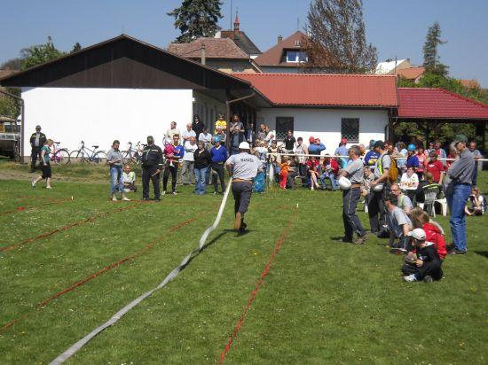 Okrsková soutěž v Cerekvici