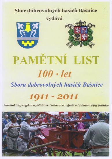 100.let SDH Bašnice